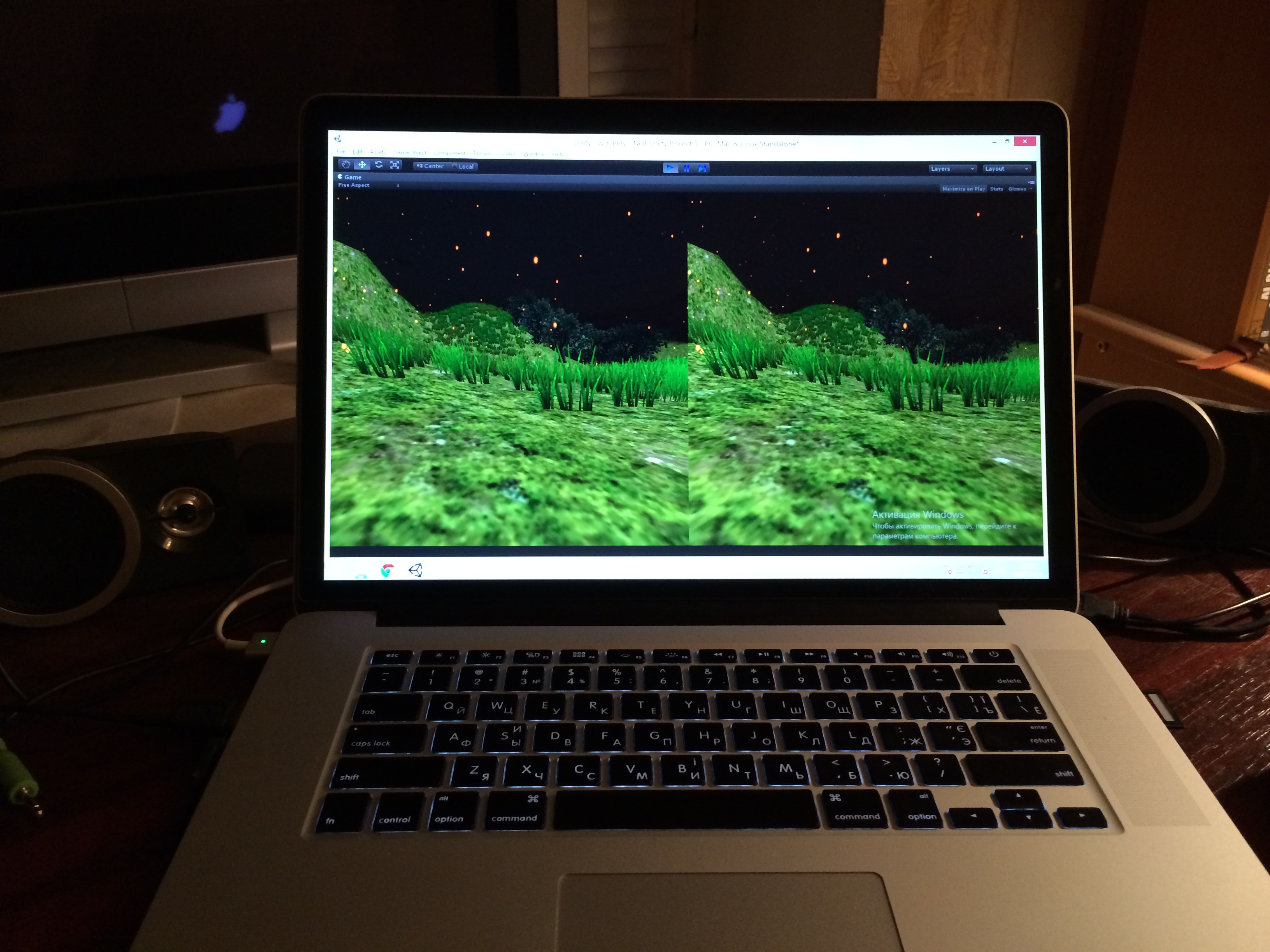 ultraagent: Очки виртуальной реальности или как я создать конкуренцию Oculus Rift